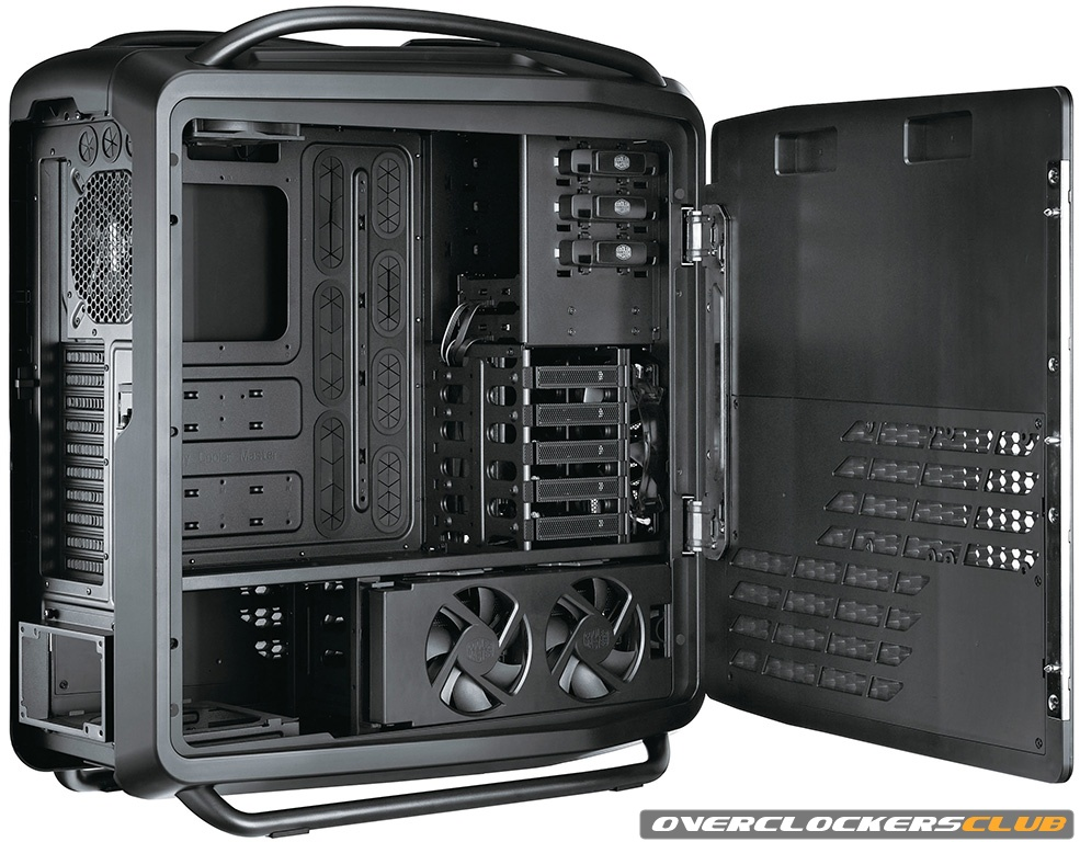 Cooler Master Unveils Cosmos II Chassis