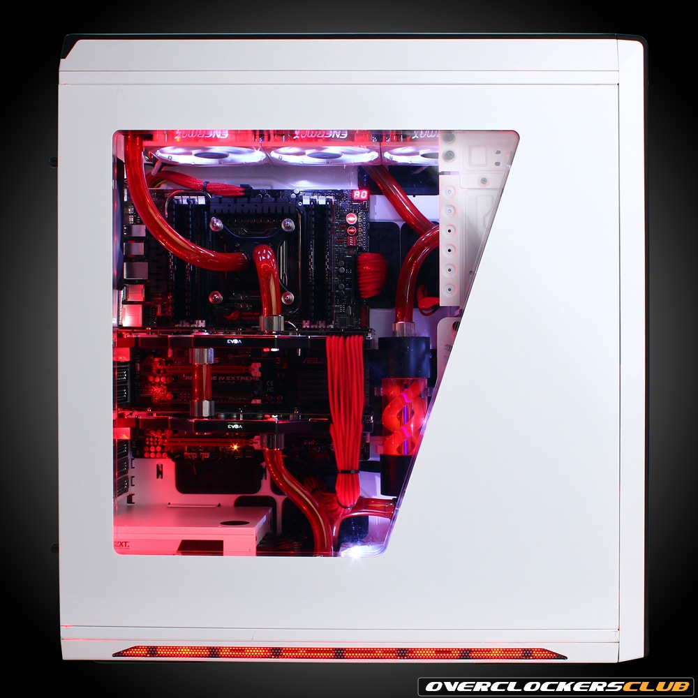 CyberpowerPC Features Fang III Black Mamba Gaming Rig at CES 2012