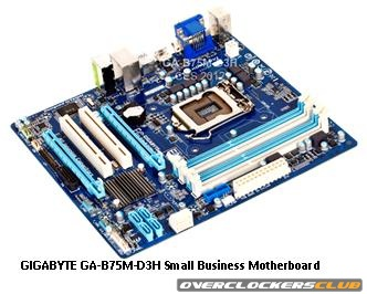 GIGABYTE Unveils Next Gen Motherboard Technologies at CES 2012