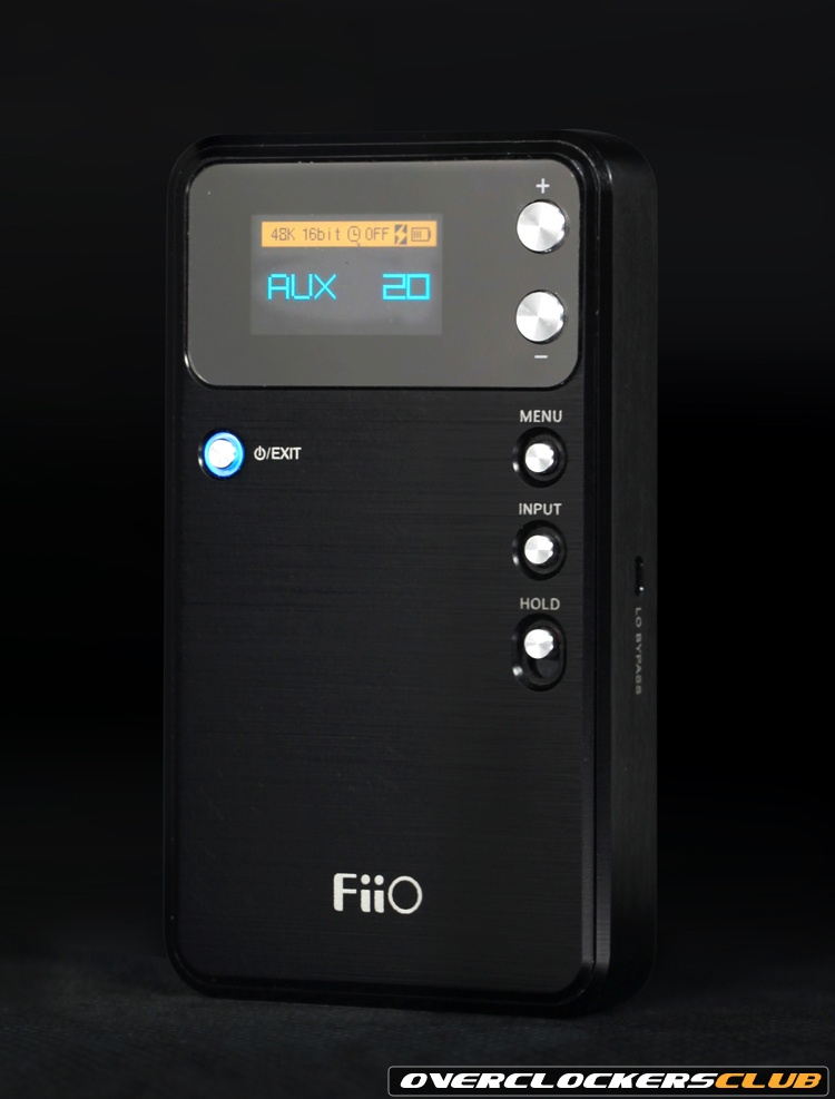 Fiio Shows Off E17 Alpen Headphone Amp