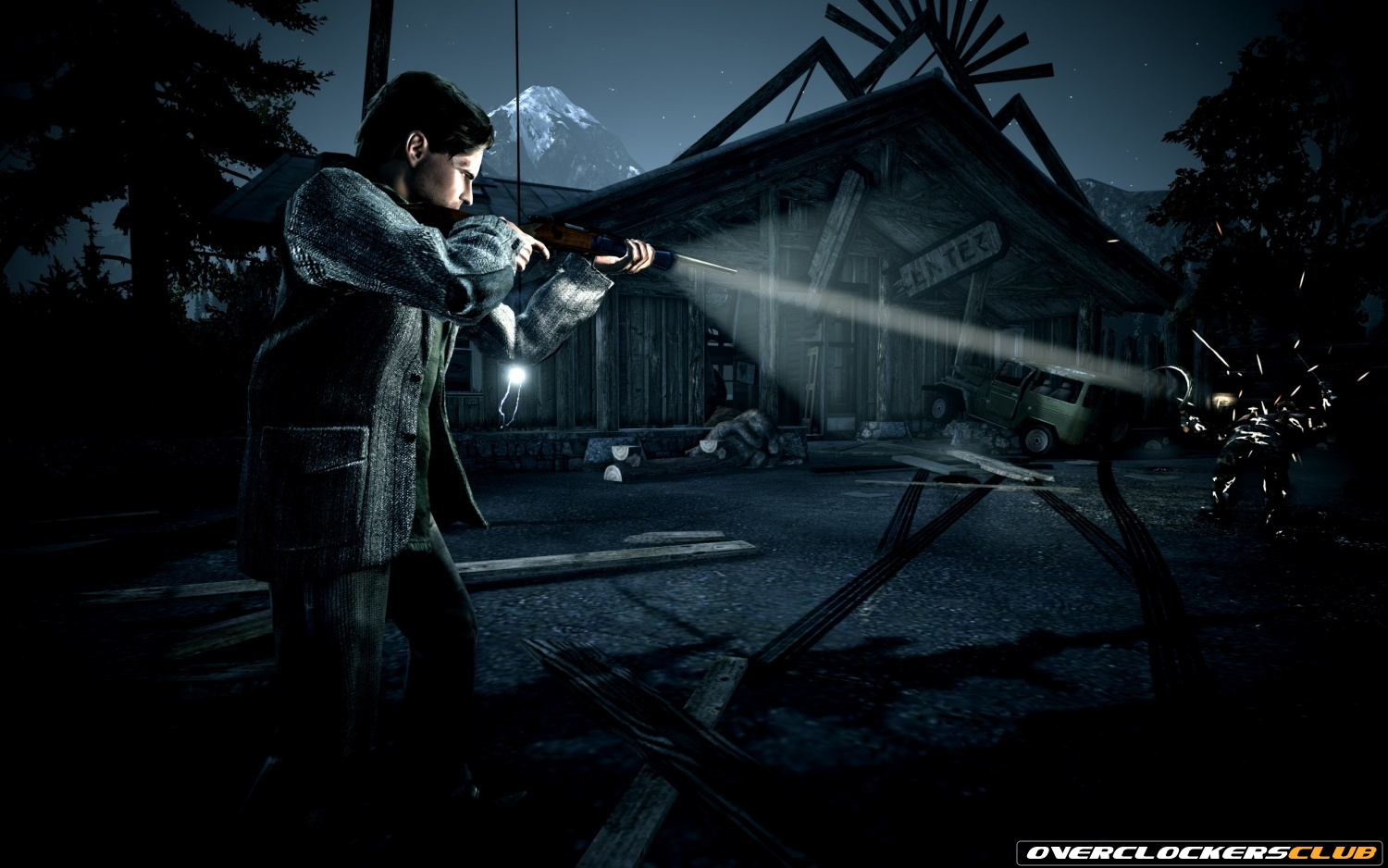 Alan Wake Lands February 16 for the PC