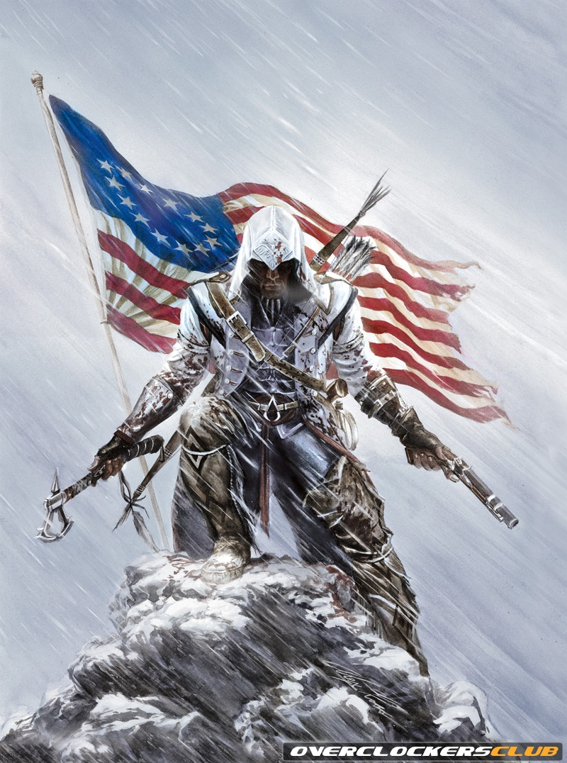 Ubisoft Unveils Assassin's Creed III Announcement Trailer
