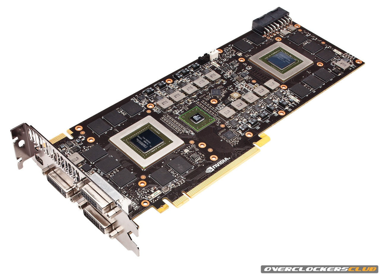 Introducing the NVIDIA GeForce GTX 690 - Dual GK104 GPUs on One PCB