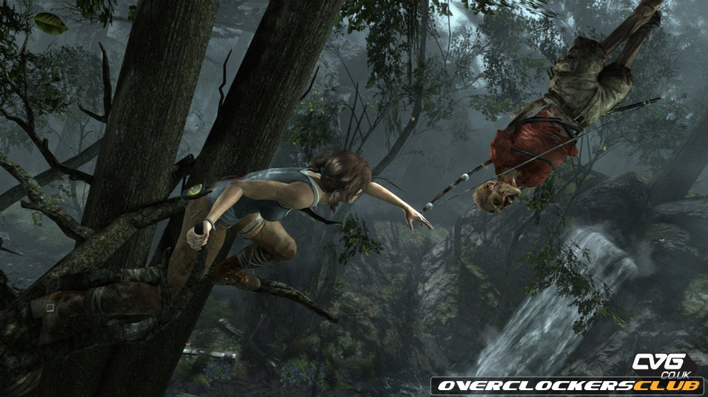 Tomb Raider Pushed Back to 2013