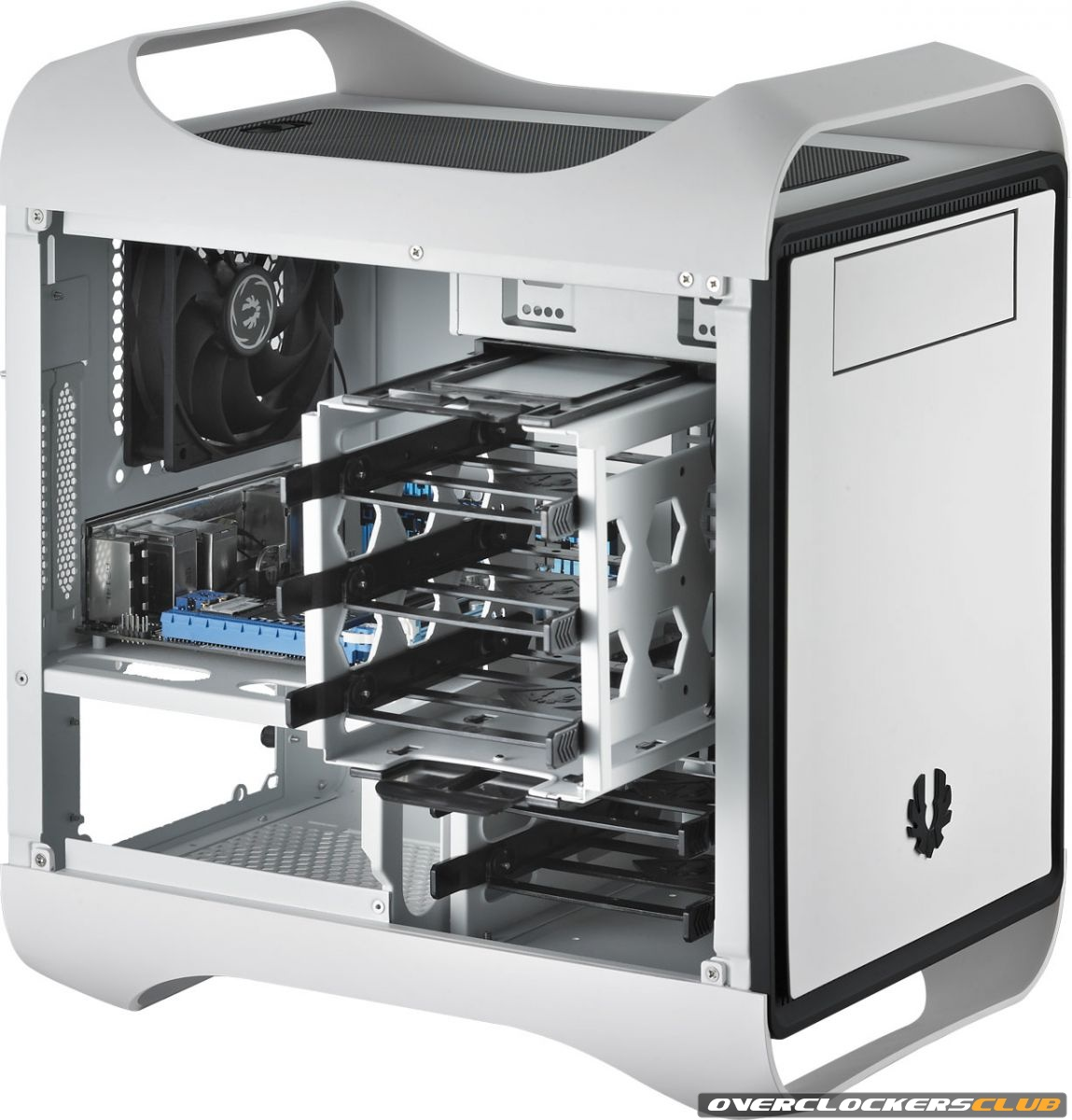 The BitFenix Prodigy - A Flexible Mini-ITX Case