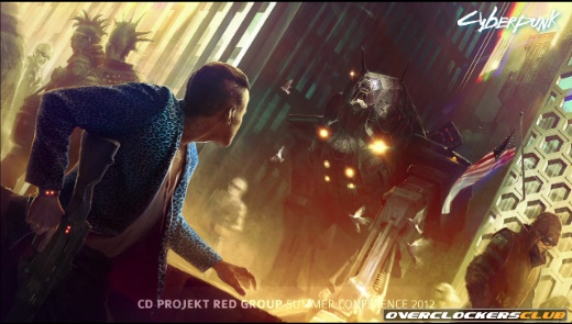 CD Projekt RED Unveils New RPG - Cyberpunk