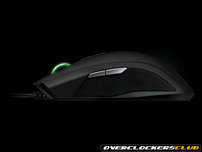 Razer Taipan - Ambidextrous Mouse for Gamers