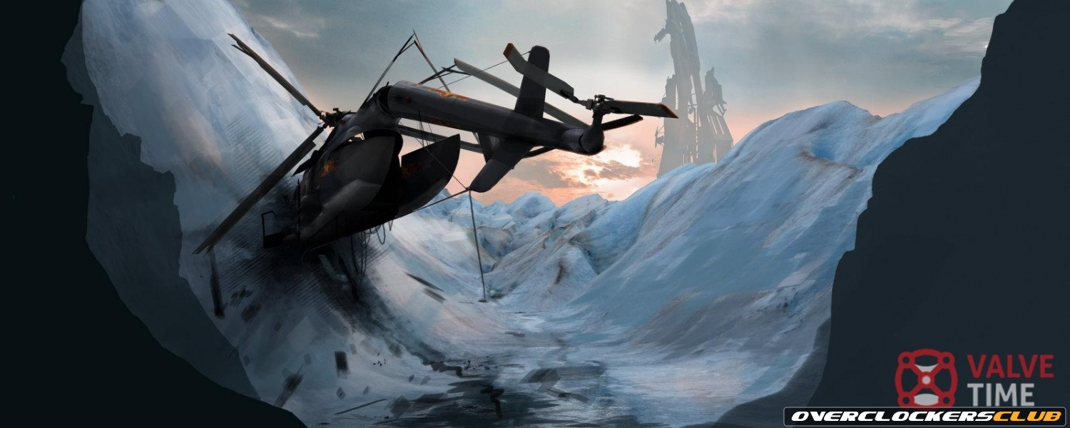 Half-Life 2: Episode Three Concept Art Leaked or Elaborate Ruse?