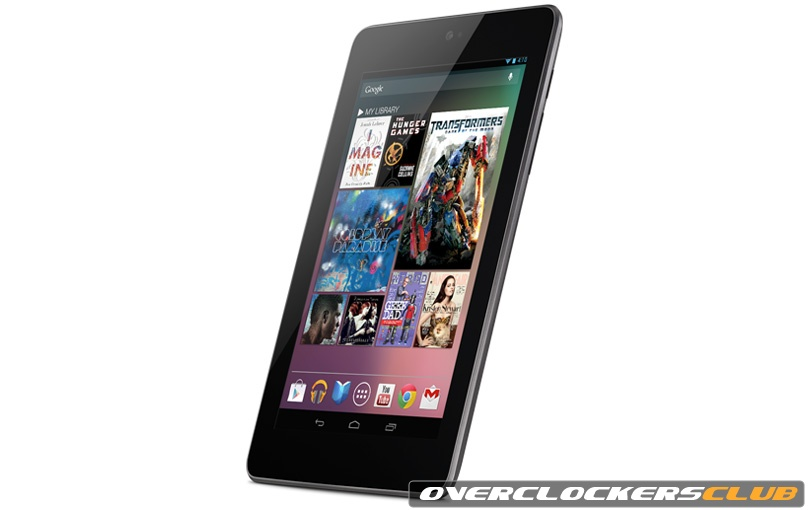 Introducing the Nexus 7 Tablet - Runs on Android 4.1