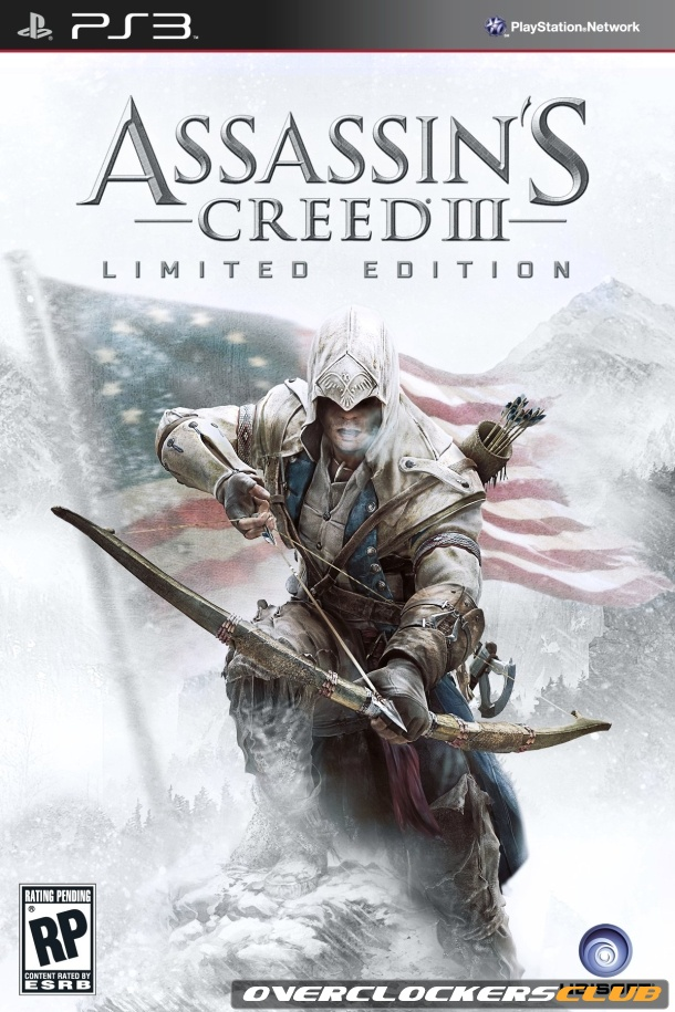 Special Editions of Assassin's Creed III Finally Unveiled for North America