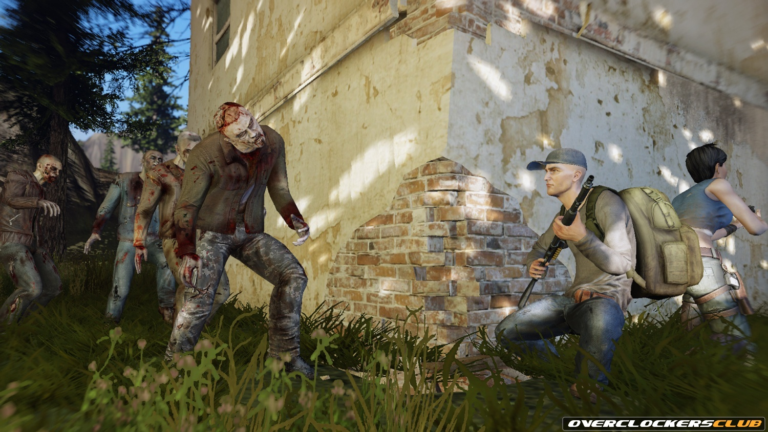 The War Z Announced - Zombie Survival MMO with Doses of DayZ