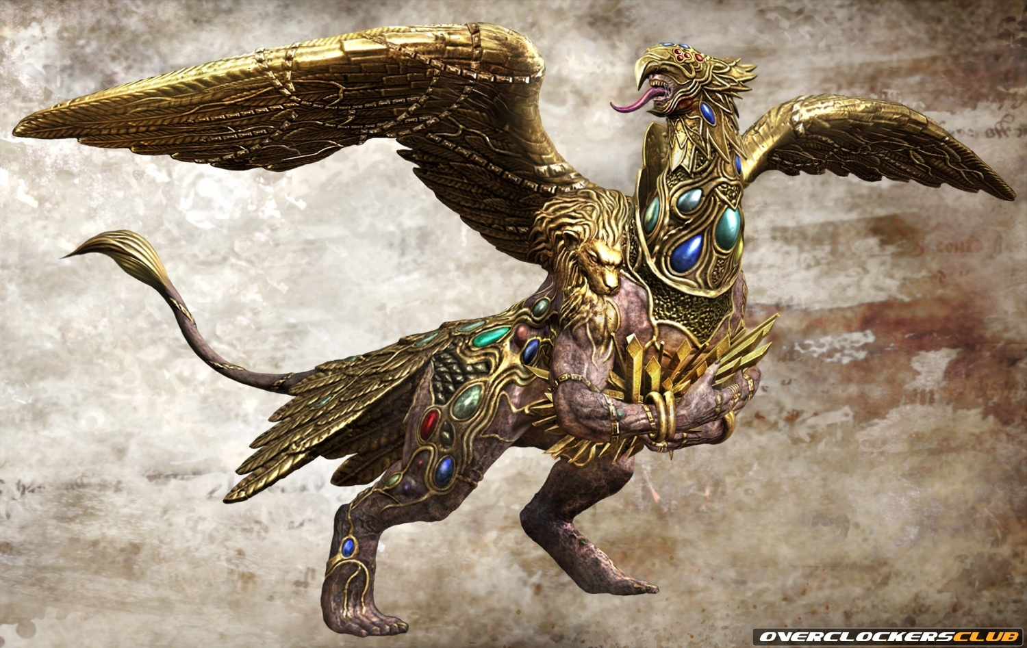 New Soul Sacrifice Details Emerge - Meet the Griffon