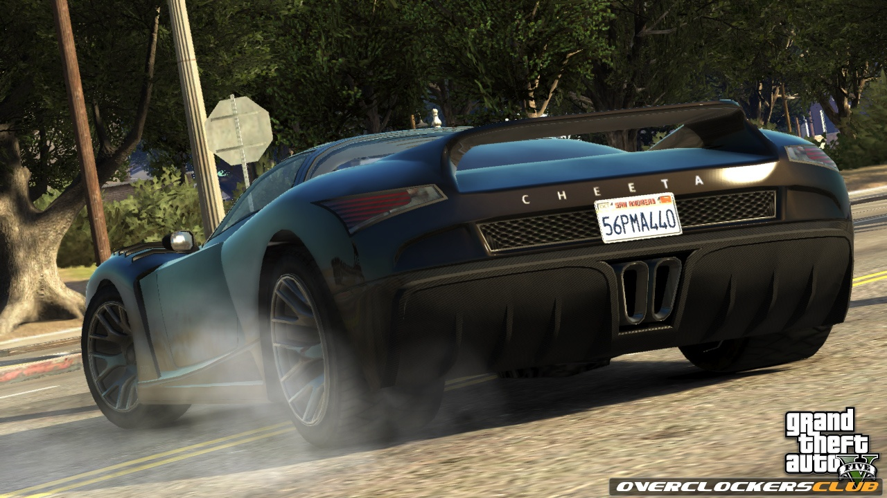 New Screenshots Arrive for Grand Theft Auto V - More News Later This Week