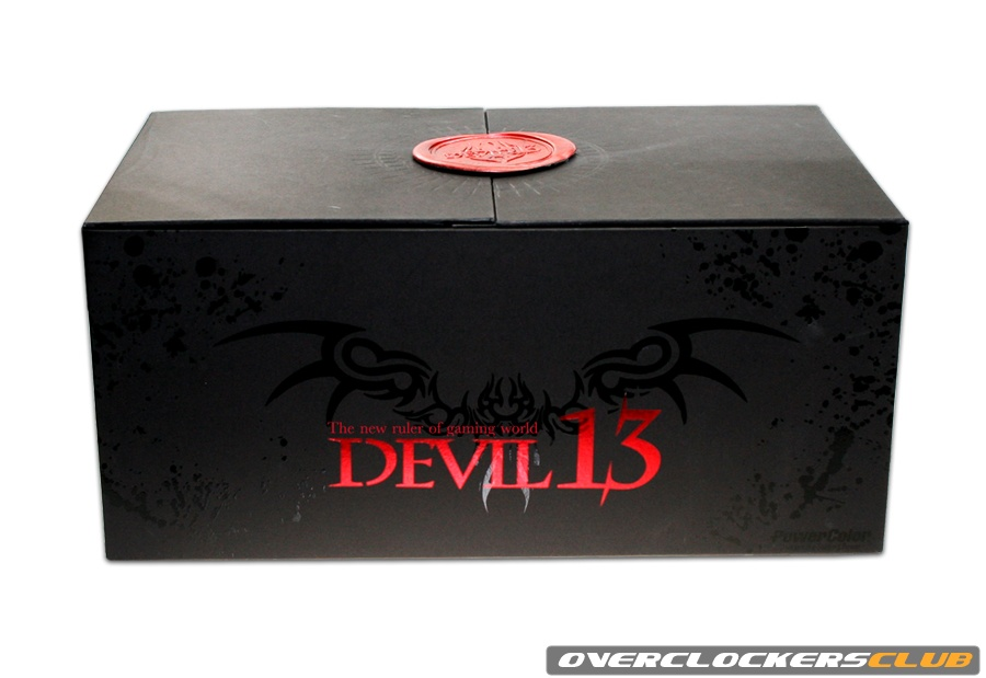 PowerColor Unveils the Devil 13 HD 7990 - First Video Card with Two Tahiti XT Cores