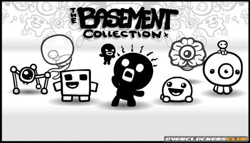 Edmund McMillen's The Basement Collection has Appeared on Steam