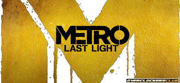 Competitive Multiplayer Dropped in Metro: Last Light
