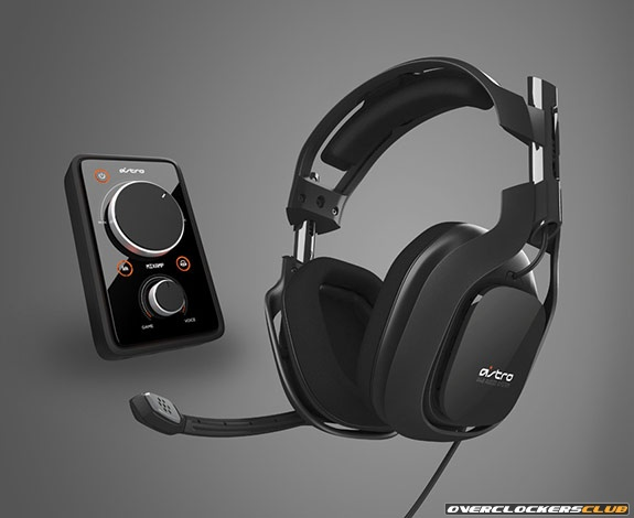 Astro Gaming Updates A40 Headset and MixAmp Pro