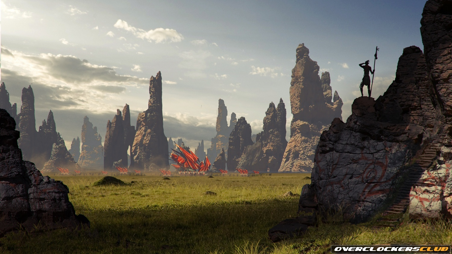 Concept Art Shown and More Details Revealed for Dragon Age III: Inquisition