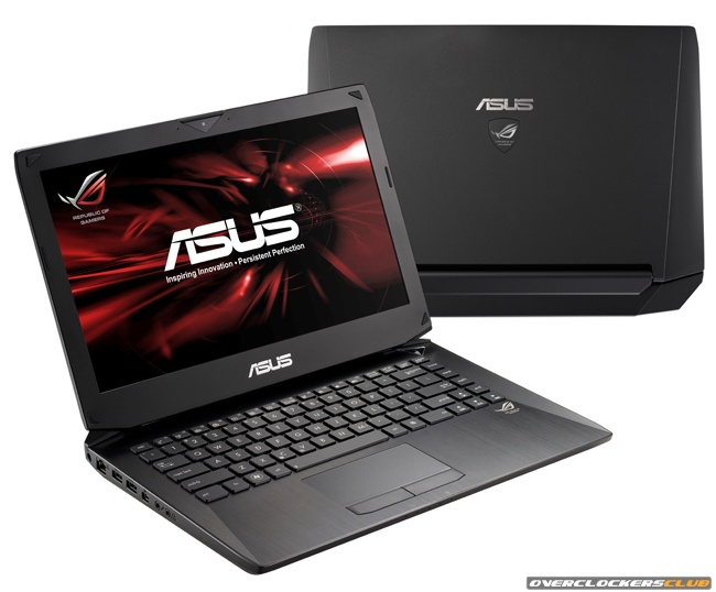 Asus Makes Gaming More Portable with the G46VW Notebook