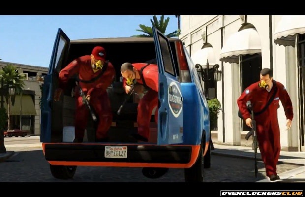 Grand Theft Auto V Hinted for a Spring 2013 Release
