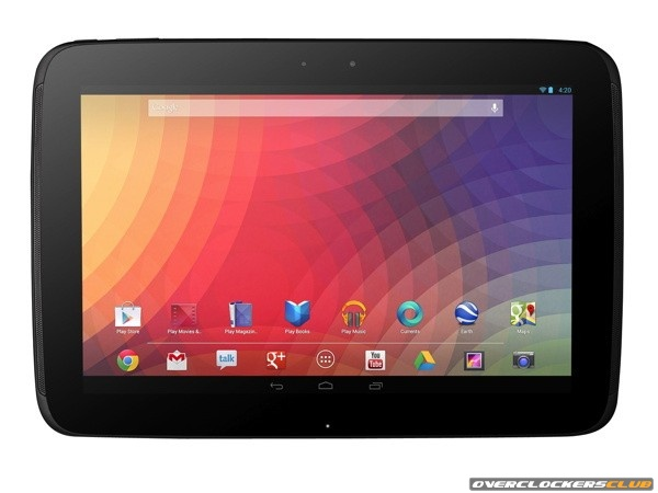 Google Officially Takes the Wraps Off the Nexus 4 and Nexus 10, Increases Storage Size of Nexus 7
