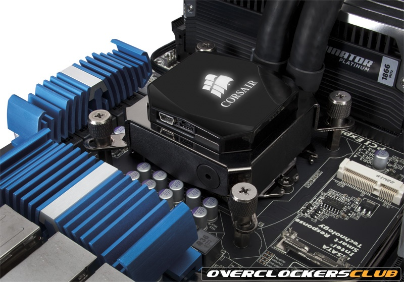 Corsair Launches New Hydro H100i and H80i Liquid CPU Coolers