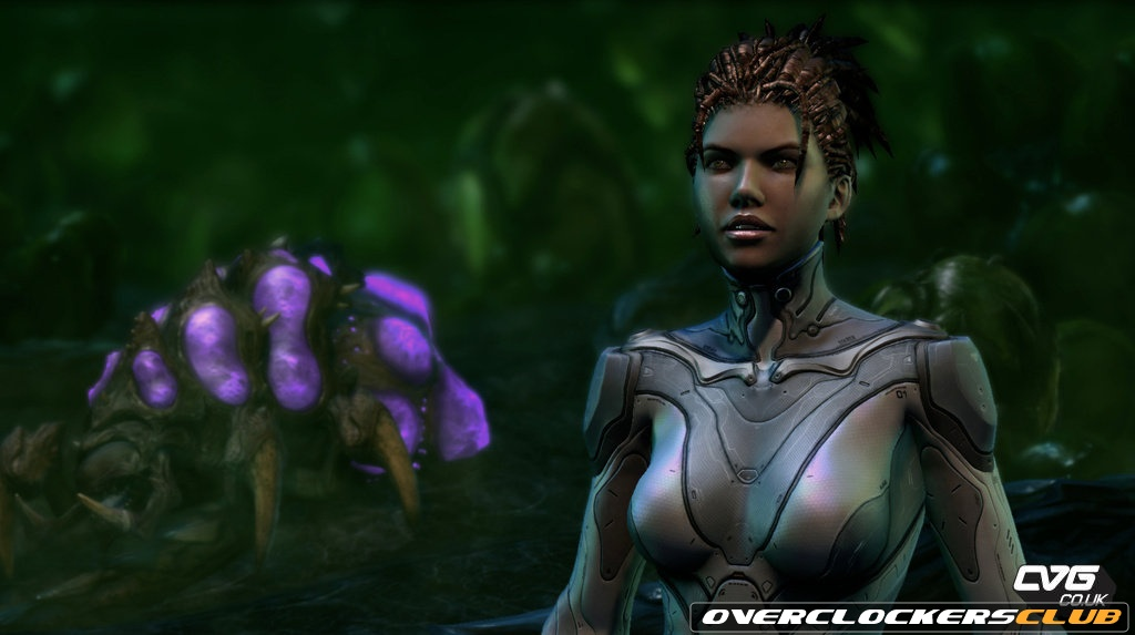 Blizzard Confirms StarCraft 2: Heart of the Swarm Release Date