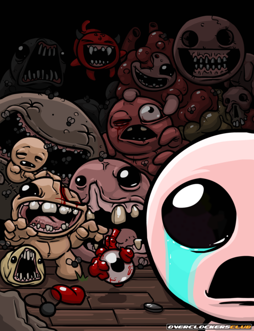 Binding of Isaac: Rebirth Announced for PC and Consoles
