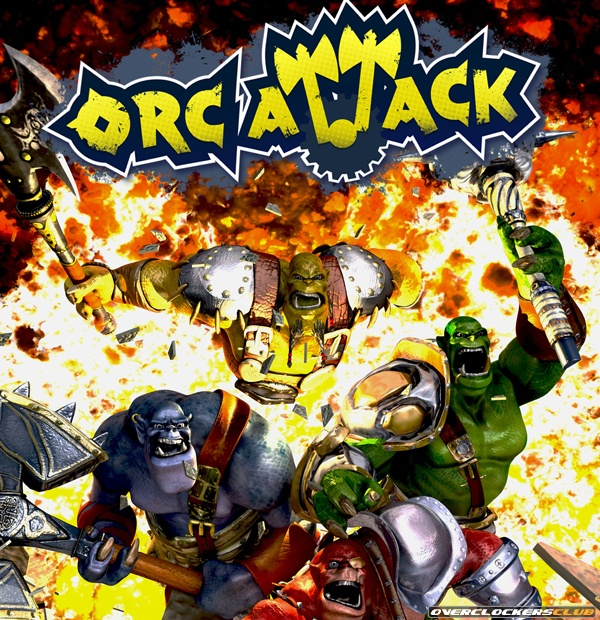 Steam Greenlight Spotlight: Orc Attack