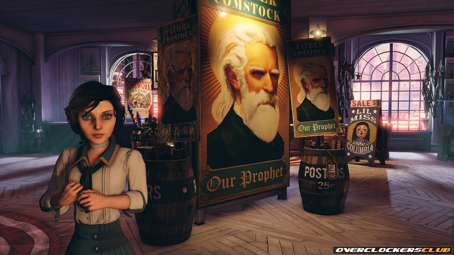 BioShock Infinite's Extensive Graphics Options Revealed in PC Demo