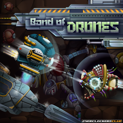 Steam Greenlight Spotlight: Band of Drones