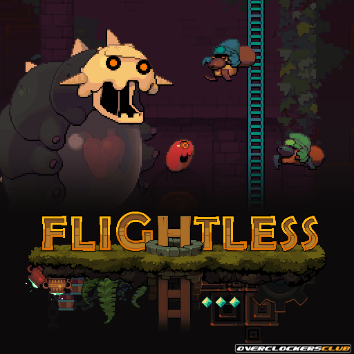 Steam Greenlight Spotlight: Flightless