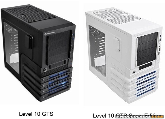 Thermaltake Officially Launches the Level 10 GTS