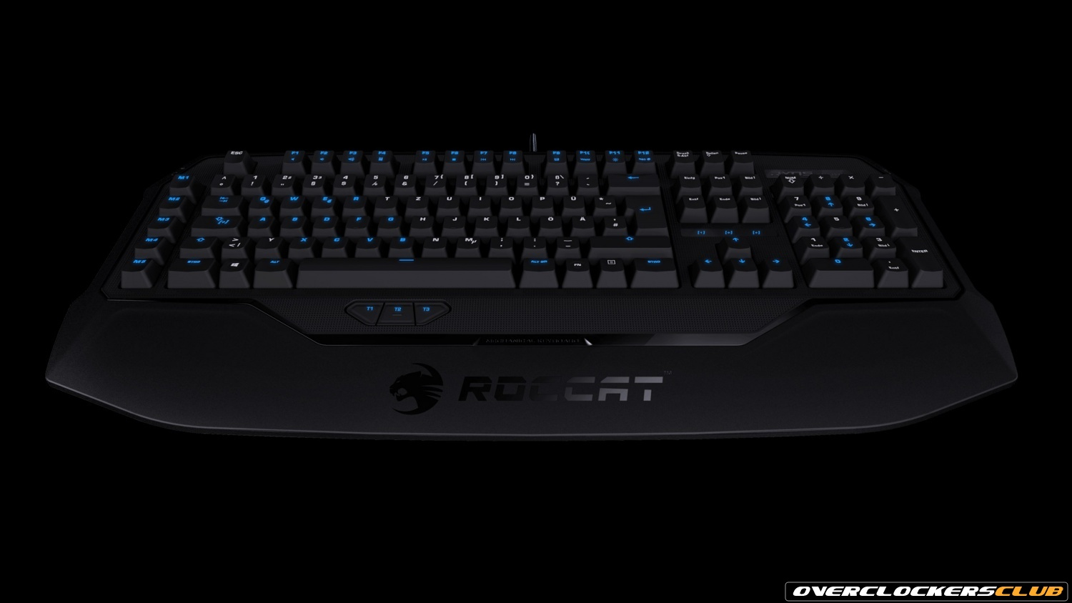ROCCAT Unveils the Ryos Mechanical Gaming Keyboard with Individual Key Lighting