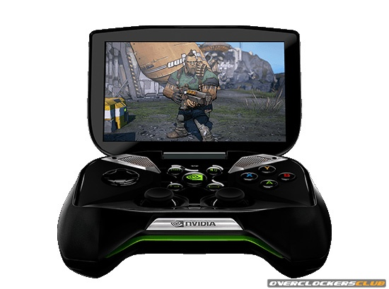 NVIDIA Unveils Tegra 4 and Project Shield at CES Press Conference