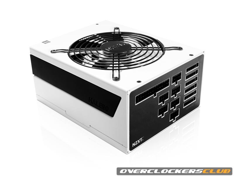 NZXT Launches First Fully Modular Power Supply