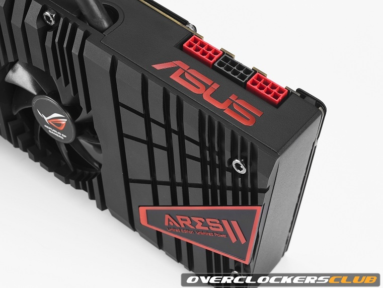 Limited Edition ROG ARES II Video Card on the Way from ASUS