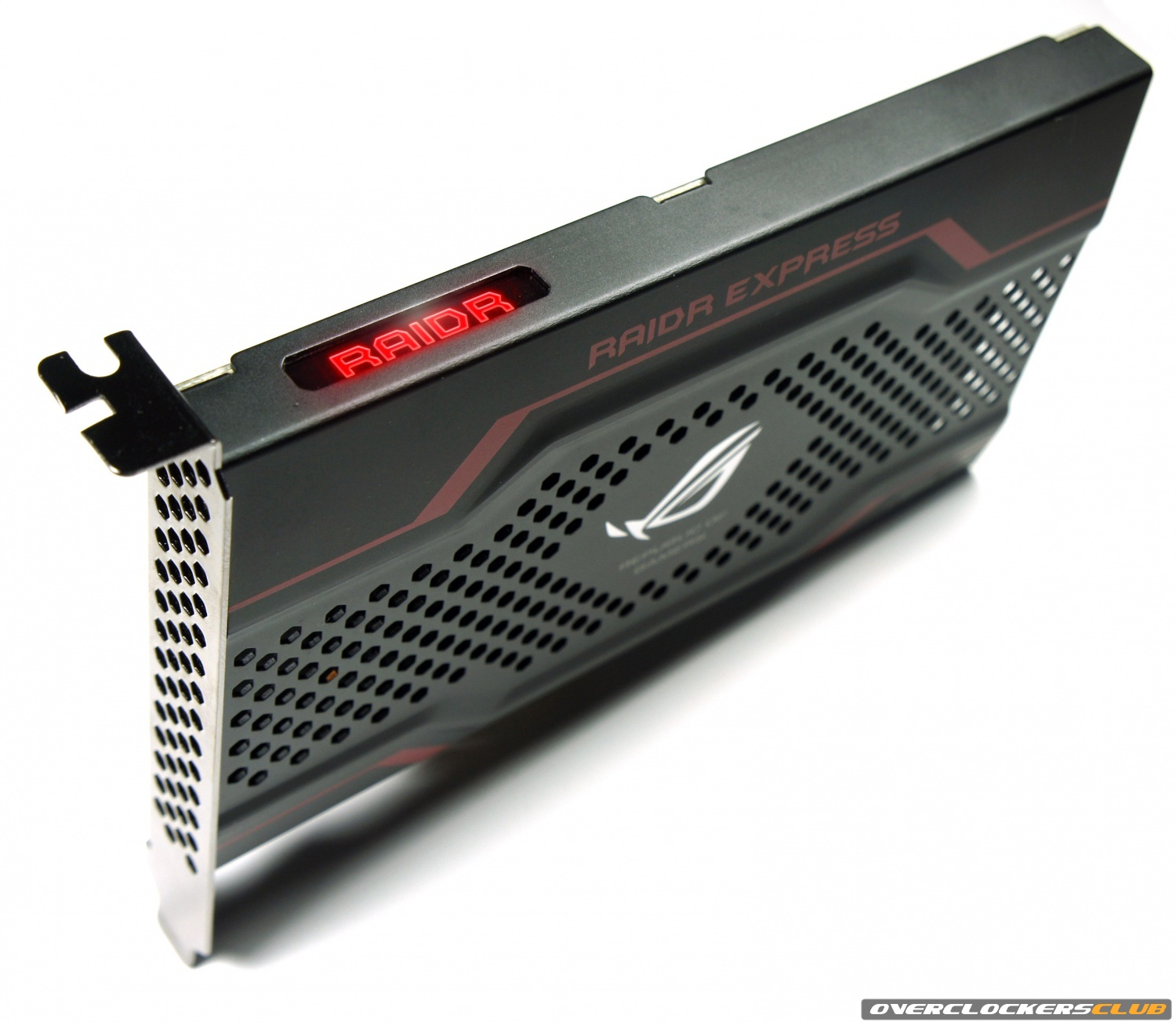 ASUS Unveils ROG RAIDR Express: A High-Performance PCIe SSD