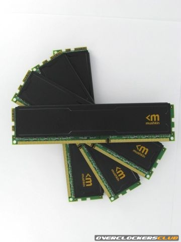 Mushkin Announces New Stealth Series RAM