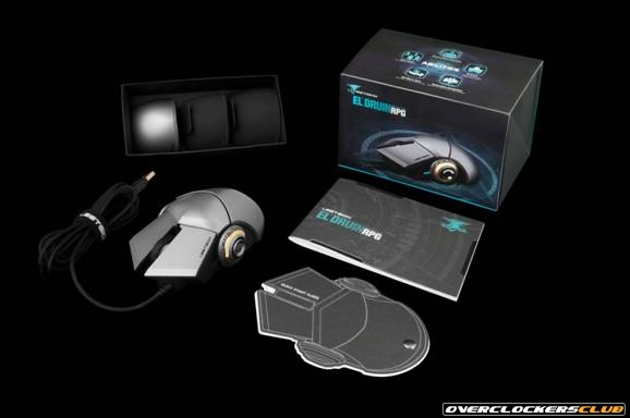 Leetgion EL'DRUIN Gaming Mouse Now Available
