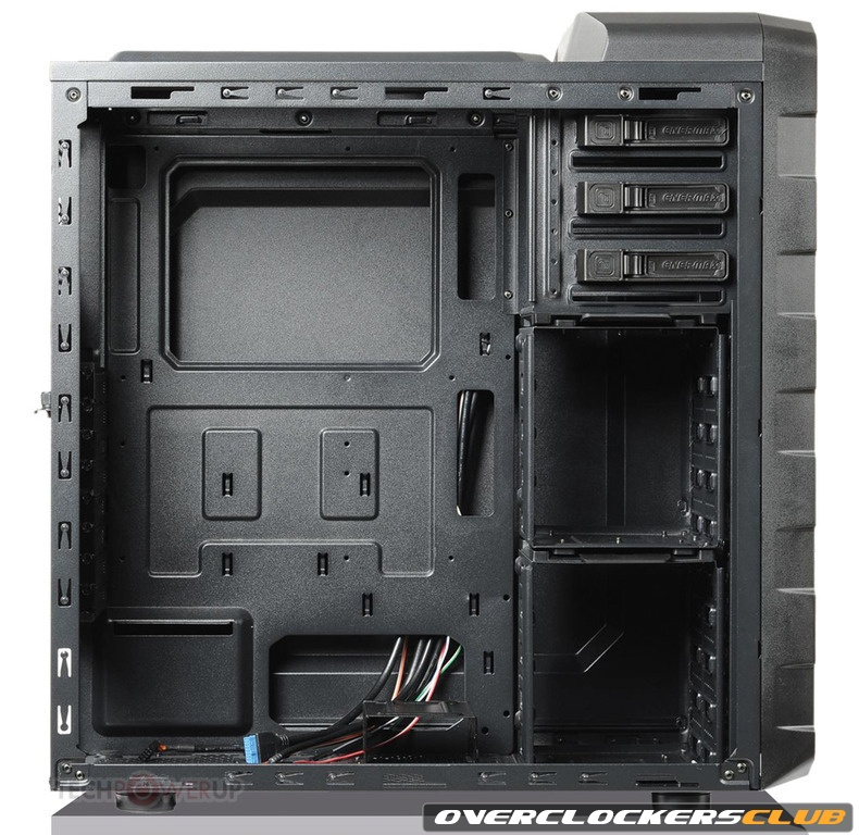The Enermax Ostrog GT Chassis Features Flexible Cooling Options