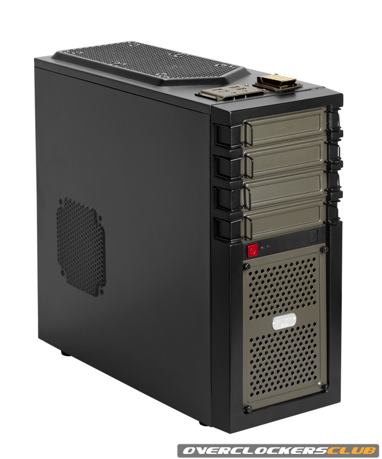 Antec Announces GX700 Budget Gaming Case