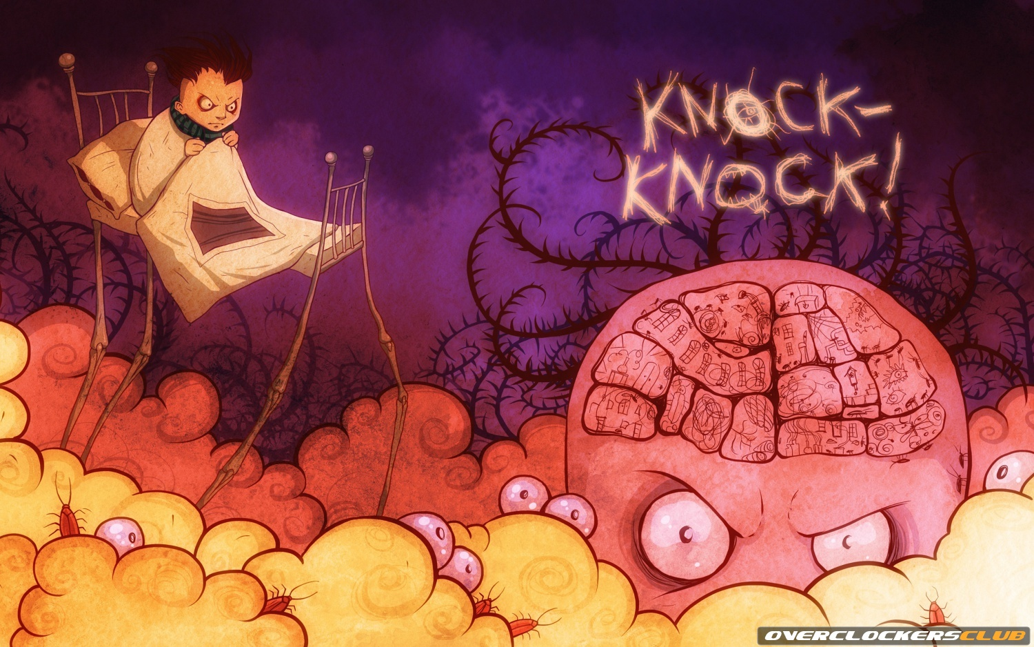 Steam Greenlight Spotlight: Knock-Knock