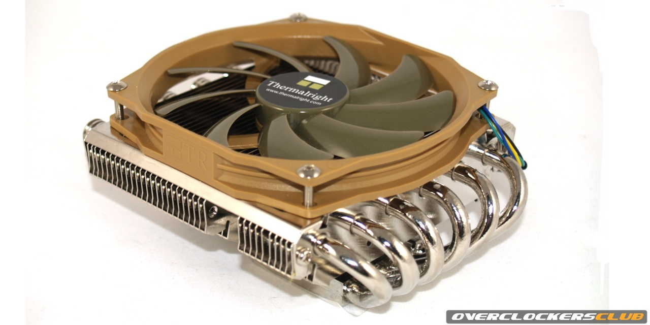 The Thermalright AXP-100 Ready to Give ITX Better CPU Cooling Options