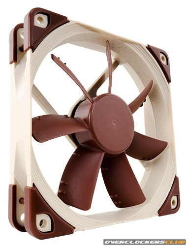 Noctua Introduces Third Generation S12 Series Quiet Case Fans