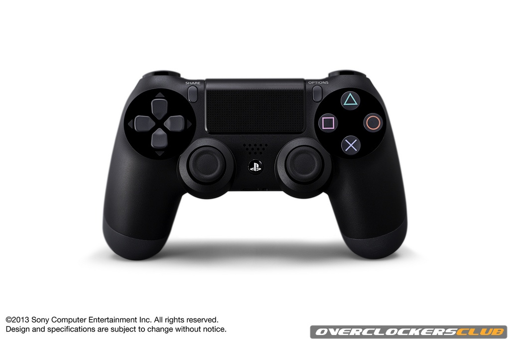 Introducing the PlayStation 4 - Arrives Holiday 2013