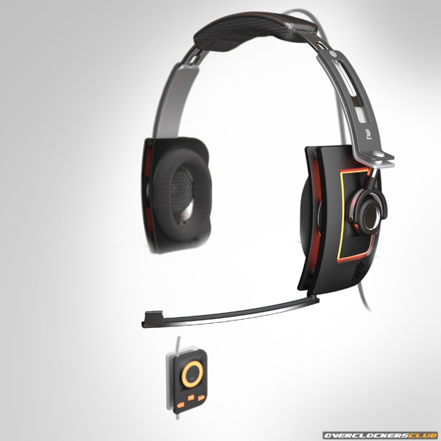 Thermaltake Unveils the Level 10 M Gaming Headset