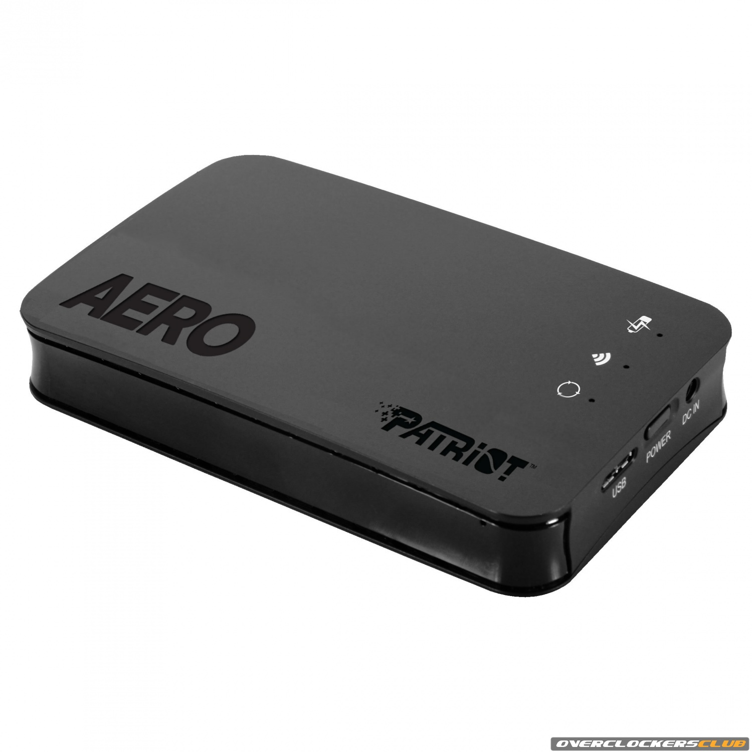 Patriot Announces AERO Mobile Hard Drive