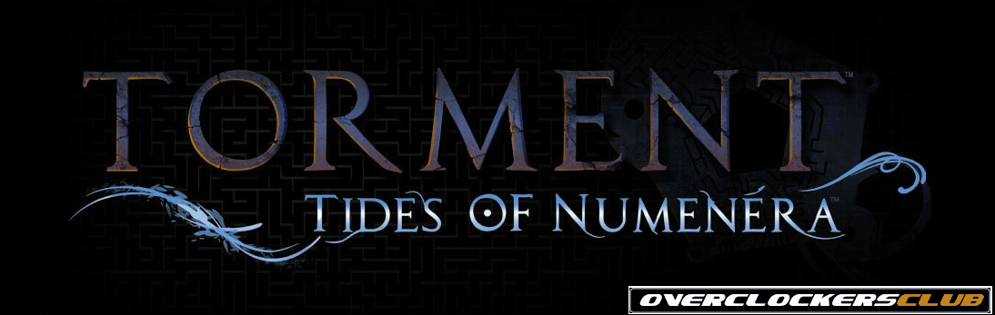 Torment: Tides of Numenera Kickstarter Launches with $900,000 Goal