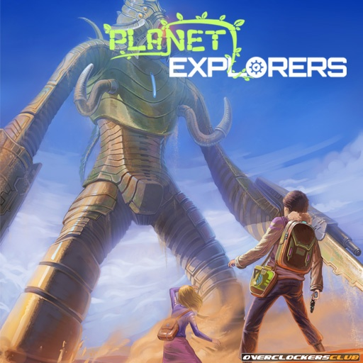Steam Greenlight Spotlight: Planet Explorers